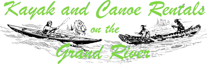 Grand River Canoe & Kayak Rentals